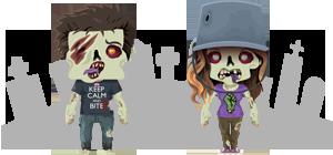Zombie Pride Pack