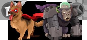Pack Super Mascotas
