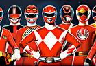 Power Rangers 20: Forever red