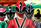 Power Rangers Super Samurai: Super Transformation