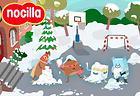 Nocilla Bolas de Nieve