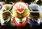 Power Rangers Megaforce: Mega Zord Rush