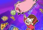 Gravity Falls: PigPig Waddles Bounce