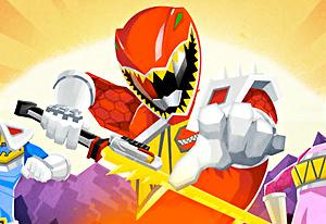 Power rangers dino charge unleash the power on - Sonic power rangers dino charge ...