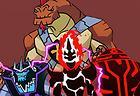 Ben10: Omniverse Code Red