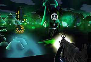 Halloween Shooter 3D Multiplayer
