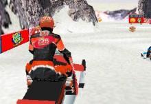 Arctic 3D Racer