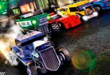 Lego: Crosstown Crace