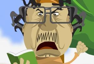 Slap gaddafi juega gratis online en minijuegos for Slap juego de mesa