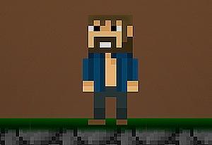 Minecraft 2D on Miniplay.com