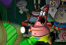 Spongebob's Gone Missing!