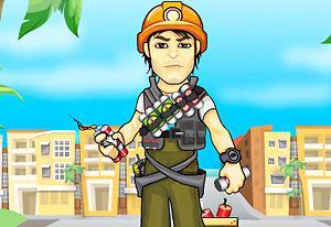tnt zombies arsenal juega gratis online en minijuegos