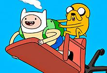 Adventure Time: Finn Up!