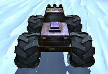 Crash Drive 2: Christmas