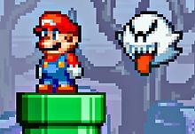 Super Mario Bros. Star Scramble 2: Ghost Island