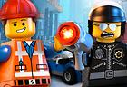 The Lego Movie: Glue Escape Racing Game