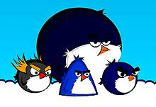 Angry Penguins