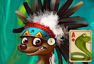 rainforest solitaire on miniplaycom