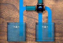 Liquid Measure: Crystal Water Level Pack