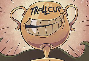 Trollface Quest 5: World Cup 2014 on Miniplay.com