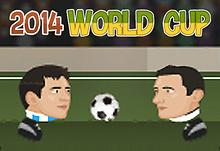 Football Heads: 2014 World Cup