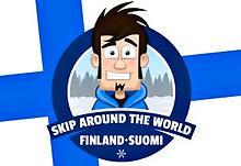Skip Around World: Finland Suomi