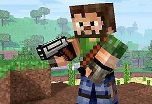 Jogos de Tiro do Minecraft Online no PC