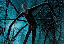 Slender in Nightmare Camp