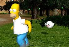 Homer's Adventure