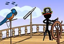 Causality Pirate Ship
