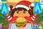 Fat Dora Eat Eat Eat