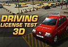 Driving License Test 3D