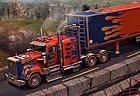 3D Parking Thunder Trucks