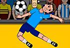 Soccer Ragdoll Juggling
