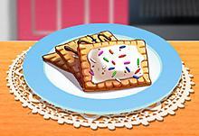 Sara's Cooking Class: Mini Pop Tarts