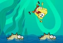 Bob Esponja: Incredible Jumping