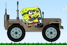 Bob Esponja: Dangerous Jeep