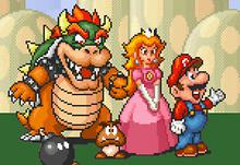 Infinite Mario Bros Online