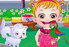Baby Hazel: Parrot Care