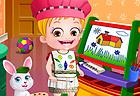 Baby Hazel: Learn Colors