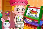 Baby Hazel: Learn Colors