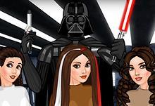 Darth Vader Hair Salon