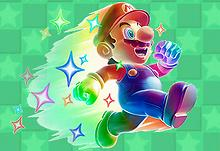 Super Mario Bros Star