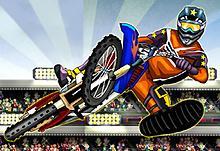 Moto X Stunt Master