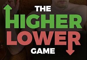 The Higher Lower Game - Juega gratis online en Minijuegos