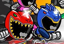 Power Ranger: Monster Fighting Frenzy