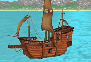 The Caribbean Sea 3D
