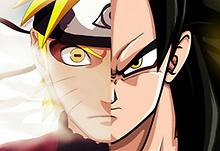 Dragon Ball Z vs Naruto CR