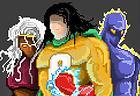 Guess The Pixel: Comics!