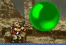 Game Metal Slug Zombie Revenge
